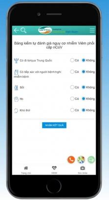 베트남, NCOVI앱으로 국민 건강 선언 의무.., 의심 사례 신고 기능도