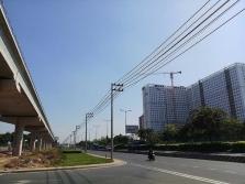 호찌민시, 메트로 1호선 주변 부동산 가격 급등.., 매물도 사라져