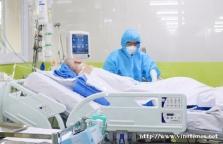 신종코로나로 혼수 상태 빠졌던 91번 확진자 회복.., ECMO 종료
