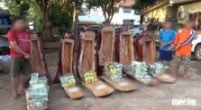 베트남, 라오스와 협력해 국경에서 대규모 마약 운반 조직 검거