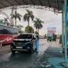 꽝닌성: 하이증성 인접 도로에 코로나19 통제소 설치