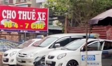 하노이, 최대 명절 앞두고 벌써부터 랜트카 품귀 조짐..., 가격도 상승