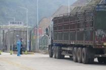 랑썬省, 베트남-중국 육로 국경 검문소 기능 완전 복원