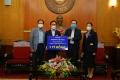 삼성전자 베트남, 코로나19 예방 기금 100억동 기부