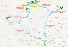 베트남 북부 4박5일 완전정복 : 반족폭포-동반-천국의문-동굴-사파