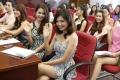 자체 발광 미모 '미스 베트남 2014' 후보들