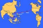 베트남, 해저광케이블 'AAG' 또 파열..., 올해만 세번째