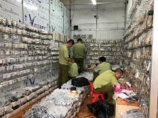 하노이, 시장에서 판매되는 가짜 상품 3,000여점 압수