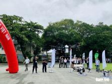 베트남 최초의 드론 아카데미 개설.., 드론 조종 자격증 발급