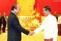 베트남 총리 미얀마 공식 방문.., 미얀마에 베트남 산업단지 설립 예정