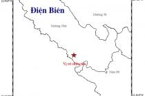 베트남 북부 디엔비엔, 진도 3.3규모의 지진 발생.., 올해만 8번째