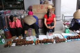 하이증성: 들판에서 잡은 '쥐 고기' 판매로 유명
