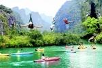 급부상 관광지: 꽝빈성 '퐁냐케방', 여름 성수기 호텔 예약 어려워