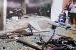 호치민市, 경찰서에 폭발물 던진 용의자 7명 체포..., 반정부 단체와 관련