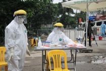 하노이市, 마을 전체 봉쇄.., 243번 확진자 관련 교차 감염도 발생
