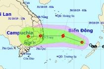 베트남, 태풍 영향으로 강풍 동반한 폭우 예상.., 남중부지역 여행시 주의