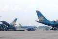 하노이, 베트남항공 착륙 중 조류와 충돌로 일부 파손.., 인명피해 없어
