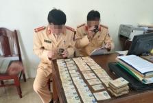 베트남, 온라인에서 거래되는 수백장의 가짜 운전면허증 압수