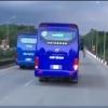 베트남, 소방차 막아선 버스에 벌금 및 운전면허 정리 처분