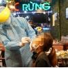 호찌민시: 지역 내 술집 손님 대상 무작위 코로나 검사 진행