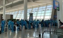 한국에서 약 310명의 베트남인 귀국.., 입국 후 바로 격리