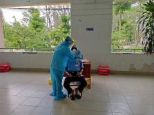 호찌민시, 대만계 신발 공장 직원 2,600명 코로나19 검사 진행