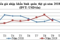 베트남, 외국산 닭고기 수입량 급증.., 산업통상부 관리 강화 예고