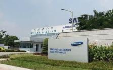 호찌민시: 삼성가전단지 수출전용으로 전환하는 방안 총리에 청원
