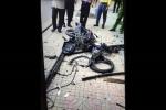 반중시위 진압에 반발?…베트남 경찰서 앞서 '원인불명' 폭발