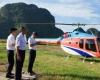 닌빈성, 유명 관광지 '짱안' 헬리콥터 투어 개시