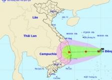베트남 중부 오늘부터 10/11일까지 폭우 지속 예상