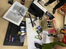 호찌민市, 위조 지폐 조직 소탕.., 마약 거래에 사용