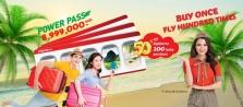 비엣젯 항공: 'POWER PASS' 국내선 무제한 이용 패키지 출시
