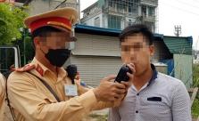 베트남, 대대적인 도로교통 단속으로 음주 운전자 벌금 부과