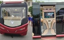 빈그룹: 하노이와 호찌민시에 전기 노선 버스 제안.., 당국 검토 중