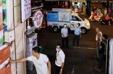 호찌민市, 불꺼진 '부이비엔' 거리.., 대중 유흥 시설 일시 중단 명령