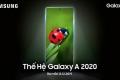 삼성전자, 베트남에서 갤럭시 A 시리즈(2020) 조기 출시 예정