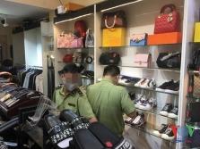 호찌민시, 유명 브랜드 위조품 판매점 급습해 전량 압수