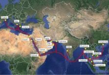 해저 광케이블 AAE-1 문제 발생.., AAG는 수리 완료