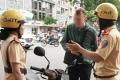 호찌민市, 집중 단속 2주간 22명의 외국인 교통 위반 단속