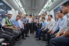 하노이, 베트남 최초 도시철도 11월 중 정식 운행 개시 예상