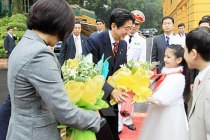 일본 아베 총리, 1/16~17일 베트남 공식 방문