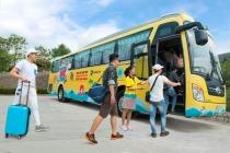 푸꿕섬, 자유롭게 타고 내리는 오픈 투어 버스 운행 개시