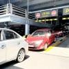 호찌민시: 떤손년 국제공항 택시앱 이용자 대기장소 변경.., 이용자들 불만