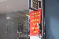 하노이, 전례없는 위기에 호텔 폐쇄 등 경제 위기 고조