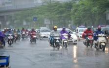 하노이시: 비오고 날씨 추워져.., 내일부터 다시 기온 올라가