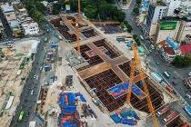 사이공, 지하철역 대규모 지하 쇼핑센터 2021년 오픈 예정
