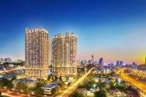 호치민市 중심부에 평당 2,200만원 이상 고급 아파트 건설