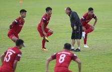 베트남 축구 대표팀, 2022년 월드컵 예선 2차전 격전지 태국으로 출발