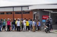 하이증성: 공장 관리자들 갑자기 사라진 회사의 근로자들은 '혼란'